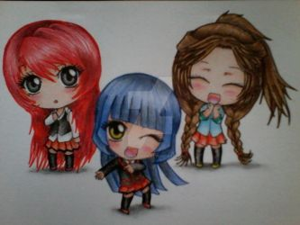 3C chibi version by Channie-chan