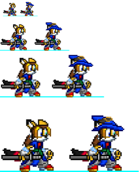 Tobias Blue Mage outfit part 1 by Initial-Rock