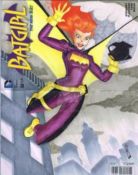 Batgirl Sketch Cover 2 small by JazzRy