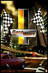 Race Wars 2007 Flyer by Pegasus-Express