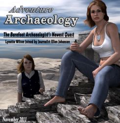 Adventure Archaeology November Edition by restif