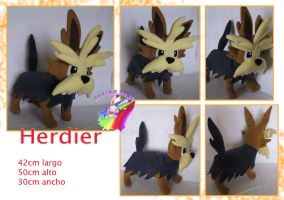 Herdier plush