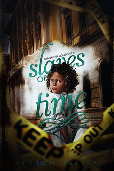 [ SLAVES OF TIME ] : PREMADE COVER FOR QUOTEV by potatoo-xx