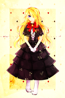 Commishie : Alice by Milchiah