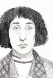Emo Philips by sugartwat