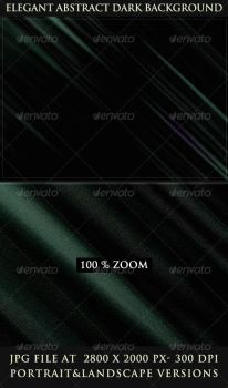 Elegant Abstract Dark Backgrounds by danfleites