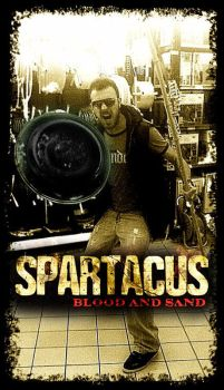 Spartacus by murd3rlife