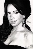 Eva Longoria Parker by cindy-drawings