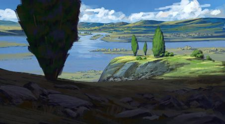 personal landscape practice by yohan-haash