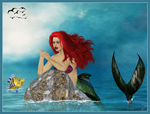 The Little Mermaid by poserfan