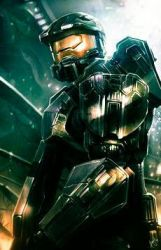 Master Chief by NitroZeus1221