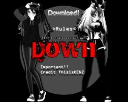 [MMD] MitsuloveChan [Download DOWN] by MitsuloveChan
