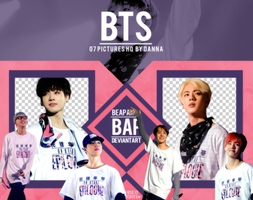 Pack Png 1155 // BTS (HYYH ON STAGE EPILOGUE) by BEAPANDA