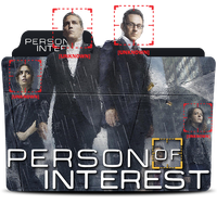 Person of Interest season 4 folder icon by Andreas86