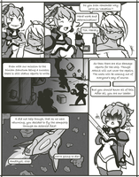 HeartCorps - Relax Whyt! Pg 2 by BlackAries