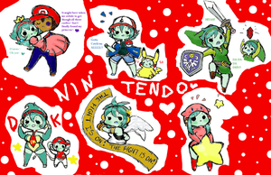 Nintendawgs by Ask-MusicPrincess3rd