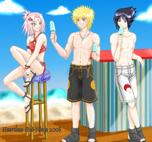 Team 7 -- Seasalt icecream? by Heartless-iPod-Ninja