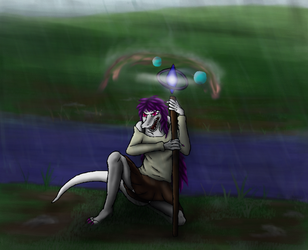There is no umbrella by shroomworld387