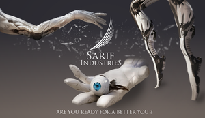 Sarif Industries by NEO-E
