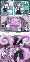 [UNDERTALE] The Cooking Contest Page 11 by PurpleZombieTigress