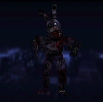 Ennarded Bonnie (Bonnard) by Zacmariozero