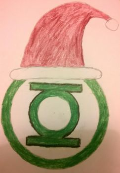 Merry Cristmas from the Green Lantern Corps by Divarose