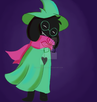 Ralsei by Lady-Alexis-Salt