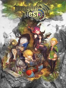 Dragon Nest by Vision-Artz