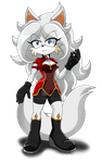 TSR - Ookami The Wolf Desing 2019 by SilverAlchemist09