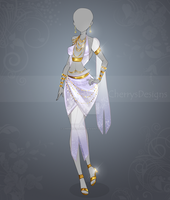 (closed) Auction Adopt - Outfit 420 by CherrysDesigns
