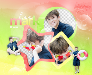 Mark Lee - Summer Vacation {png} by pollovolador