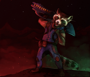 Rocket! by Limecrumble
