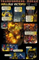 HOLLOW VICTORY by Transformers-Mosaic