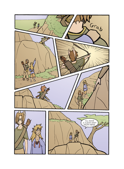 Messenger:  Ch 3 Page 45 by celestrialdarkmoon