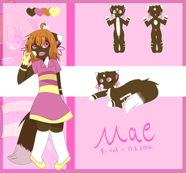 Mae New Ref by sh1g3k0