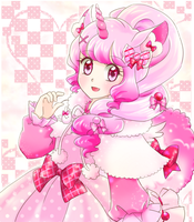 Pink - Commission by chikorita85