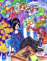 My Dream by naochiko-feature-acc