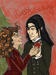 Happy Holidays (Unquestionable Love) by CR-MediaGal