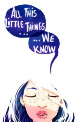 All this little things by GeneticMistake