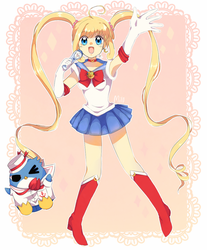 Sailor Princess by MiI0