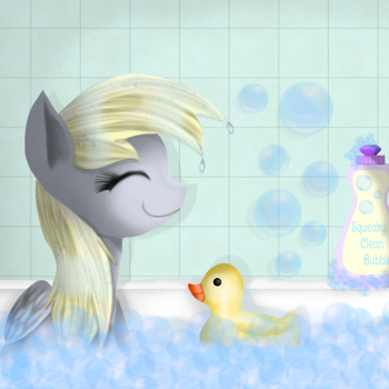 Bubble Bath! by ChanceyB
