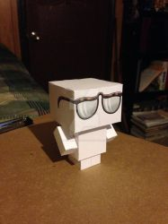 Griffin CubeeCraft by SuperVegeta71290