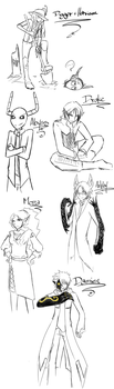 TOR Sketches 3 by Shes-t