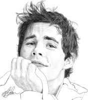 James Marsden from The Gap by caelisan
