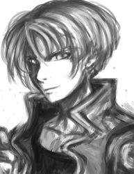 Sketch of Trunks from Dragon Ball Z by MoonlightBays
