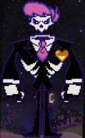 And I'm Feeling Like A Ghost - Mystery Skulls by Retr8bit