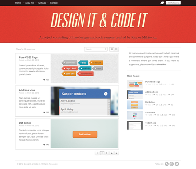 Design it Code it by Idered