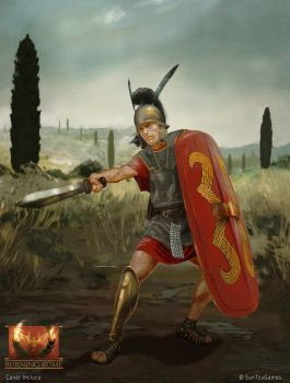 Burning Rome - Principes - by Redan23