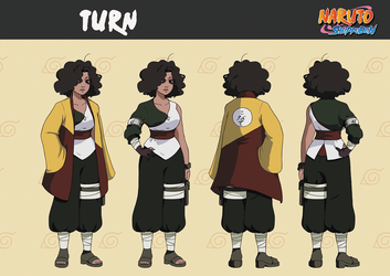 Character Design Assignment by MamaBubbles