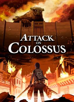 Attack on Colossus by Alpaztor